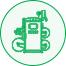 Flexonyomógépek, tekercsvágók, laminálók gyártása | Structure