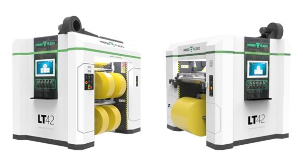 Flexonyomógépek, tekercsvágók, laminálók gyártása | Two complete machines with one investment